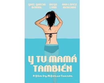 Y tu mama tambien movie poster in various sizes
