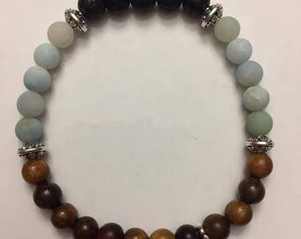MWL & Co. Aromatherapy Bracelet