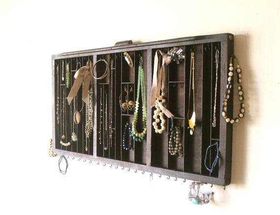 Shadow Box Jewelry Holder
