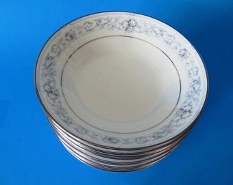 Two Coupe Soup Bowls, Noritake China, Legendary, Dearborn, 4218, More Available