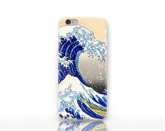 The Great wave Kanagawa iPhone X case - iPhone 8/8 Plus case - iPhone 7/7 Plus case - iPhone 6/6 Plus case- iPhone 5/5S case-Galaxy-NP3D041