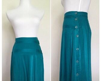 80s Beautiful Vintage Skirt