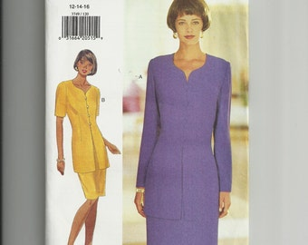 Butterick Dress  Pattern 3749