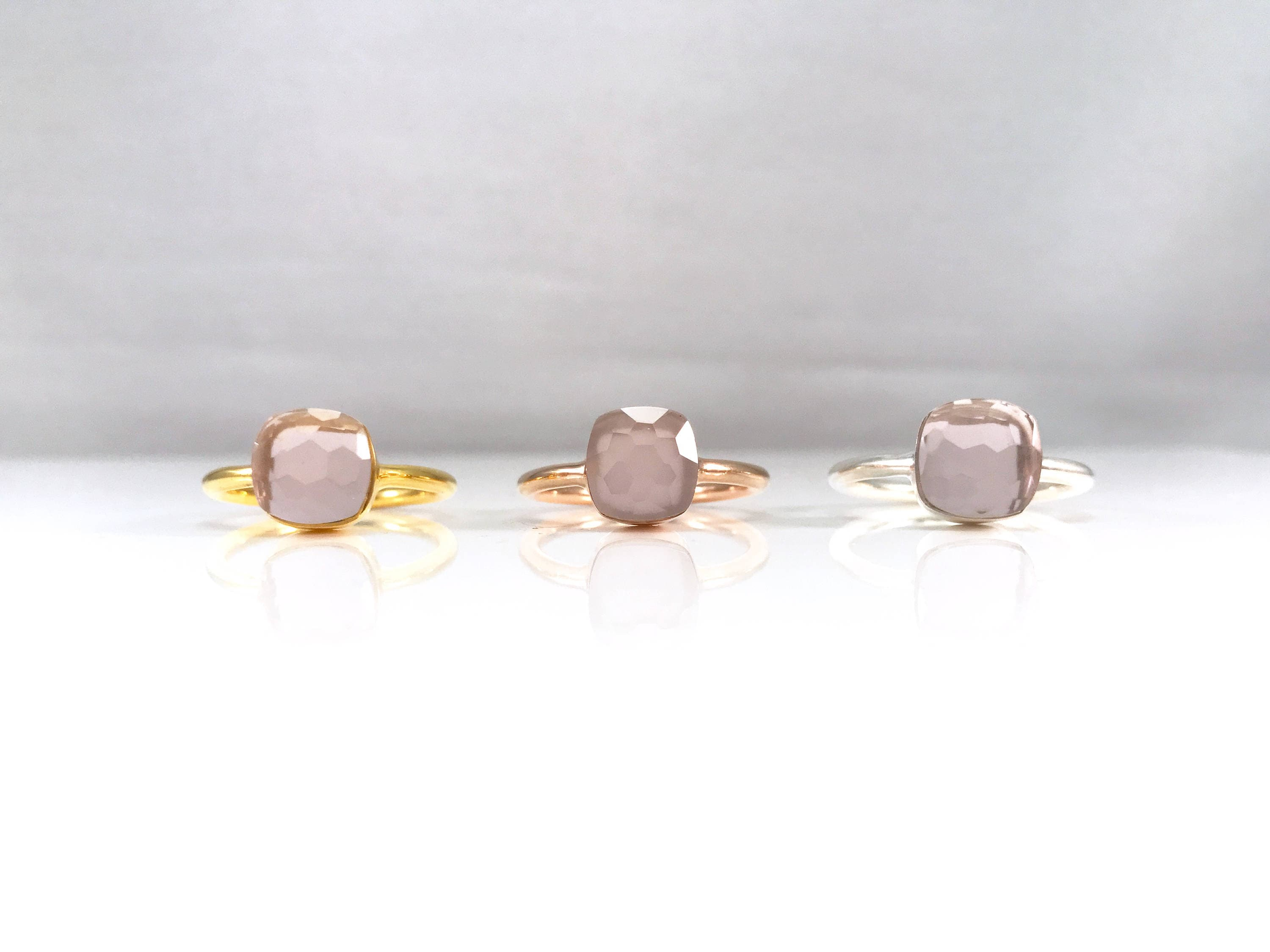 aura herkimer natural rings rose bracelet jewelry img diamond and raw quartz lea products