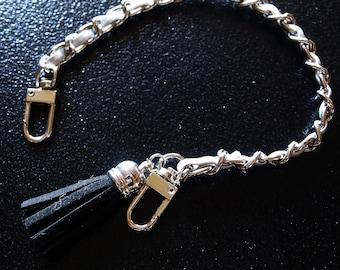 Chain Strap(11.4in)Silver