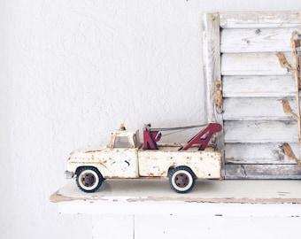 Jahrgang Tonka Spielzeug-LKW / / Kindergarten-Display