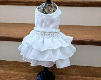 Size XS/S  gorgeous pet gown