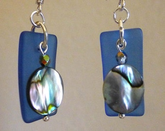 Beach Mania earrings