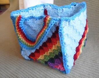 Rainbow Lunch Bag, New Home, Housewarming