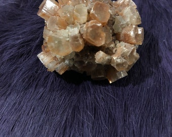 Aragonite stone, aragonite crystal, aragonote specimen