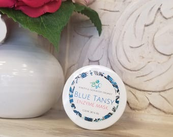 Blue Tansy Resurfacing Enzyme Mask