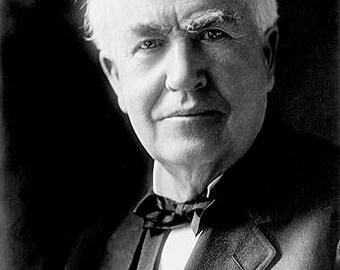 Thomas Edison Photo