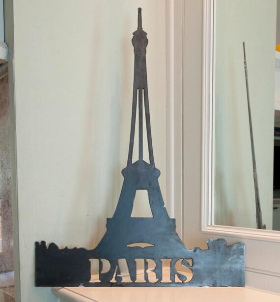 Paris Eiffel Tower Pillow 16 X 16: Eiffel Tower Dimensions Are 22x16 Paris Metal
