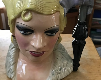 Mae West Royal Doulton The Celebrity Collection Mug