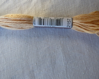 DMC cotton plied for Tapestry collar 2157