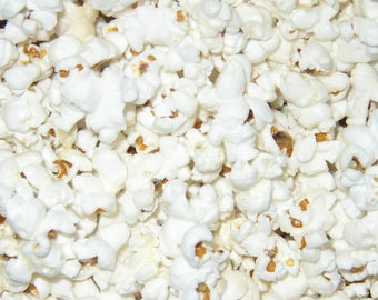 Damn Good Popcorn's Buttered Salted Popcorn 2 Gallons
