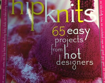 Hip knits 65 projects from hot designers