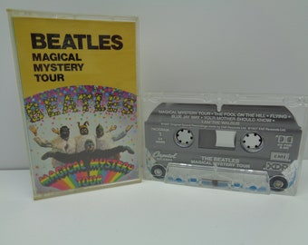 Beatles Magical Mystery Tour Cassette