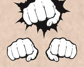 fist | etsy