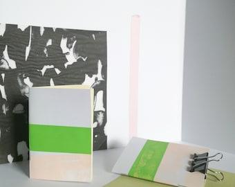 STRIPE Sample A7 notebooks set of 3