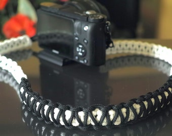 Paracord SLR Camera Neck Strap