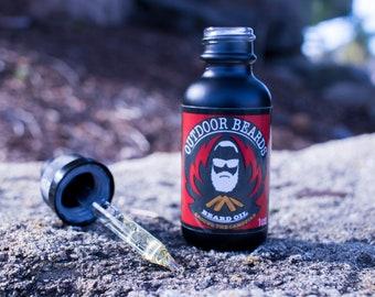 Outdoor Beards Beard Oil - Around the Campfire