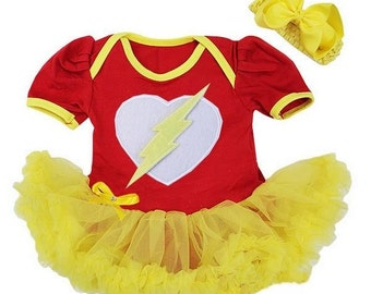 The Flash Baby Etsy