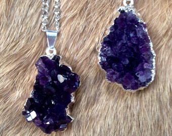 Amethyst Necklaces