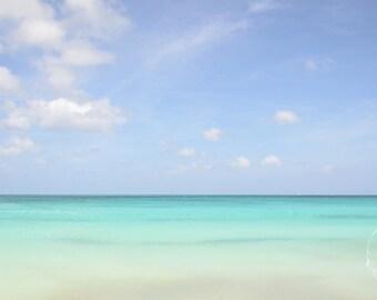 Aruba beach-beach photography-sand-ocean photography-vacation photo-beach photo - Original fine art photography prints - FREE Shipping