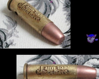 Firefly Inspired Bullet: I aim to Misbehave