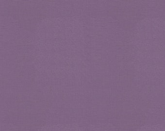 Solid Aubergine Purple Fabric - By The Yard - Girl / Solid / Fabric