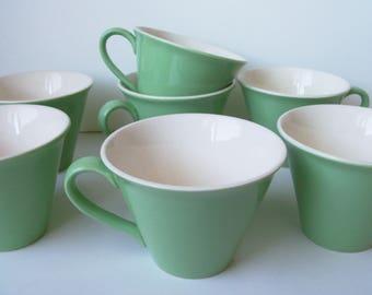 One vintage 1950's  porcelain cup  (#EV80)