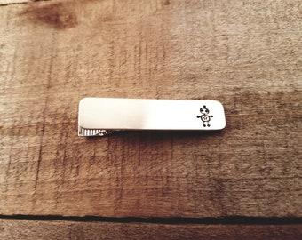 Robot Tie Bar Clip