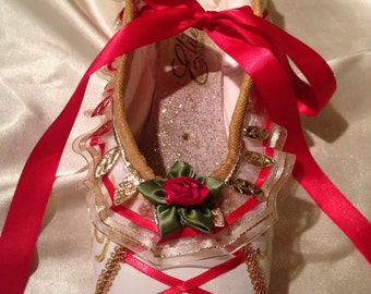 Venus...Decorated Pointe Shoe