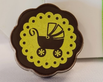 Baby Chocolate, Baby Shower Chocolate