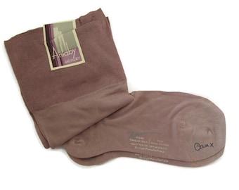 vintage real silk stockings, new vintage silk stockings, anlaby silk stockings, silk hoisery