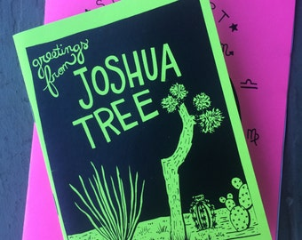 Joshua Tree zine