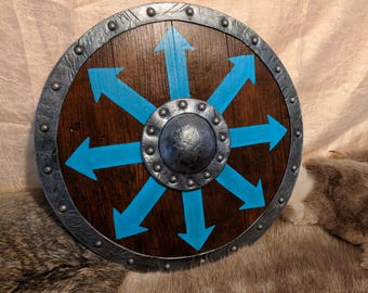 Buckler of the Viking Lord
