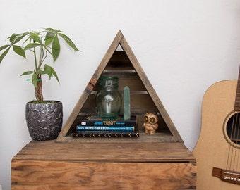 Old Pine Shelf