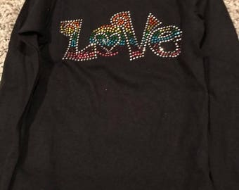 LOVE - size 4