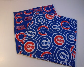Hot Pads - Cubs Fabric