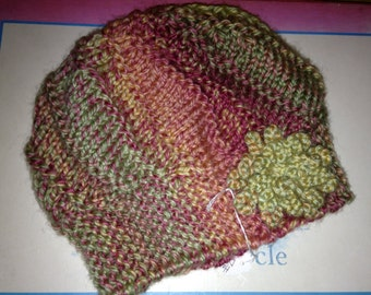 Knitted Trendy Toddler Hat
