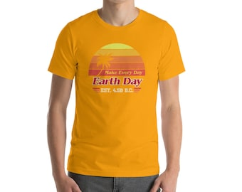 Earth Day Shirt, Mother Earth T-Shirt, Earth Day Every Day, Save