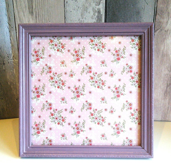 Chalk painted frame, upcycled frames, painted photo frame ...
