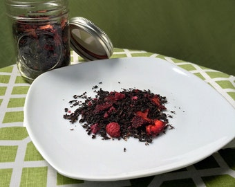 Berry Black - loose leaf tea