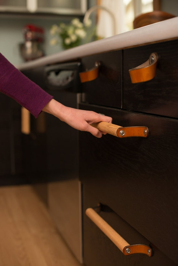 Wood Drawer Handles The Sellwood Large