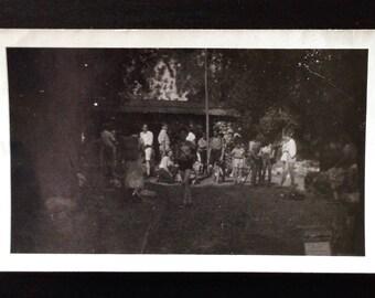 Original Vintage Photograph | After Hours