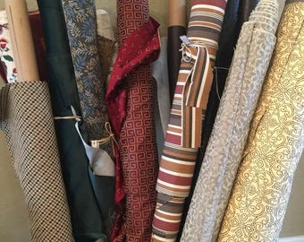 Upholstery fabric sale - Great Discounts home decor fabrics -  over stock clearance