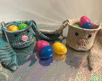 Basket of Easter Rabbit