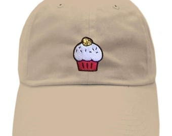 FnSTrends Kevin Durant Inspired Cupcake Dad Hat With Ring On Top